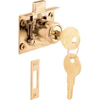 Drawer and Cabinet Lock, Mortise