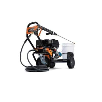 4200 PSI 4.0 GPM Cold Water Gas Pressure Washer 49 ST/CSA