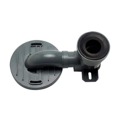PVC Toilet Trap