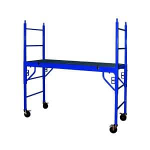 6.5 ft. x 6 ft. x 2.5 ft. Interior Scaffold 1000 lbs. Load Capacity