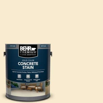 1 gal. #PFC-26 Classic Mustang Solid Color Flat Interior/Exterior Concrete Stain