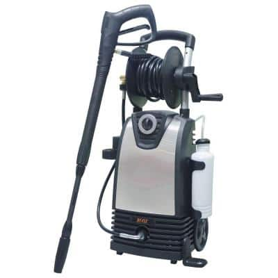 1,800 psi 1.4 GPM Electric Pressure Washer with Accessories Included