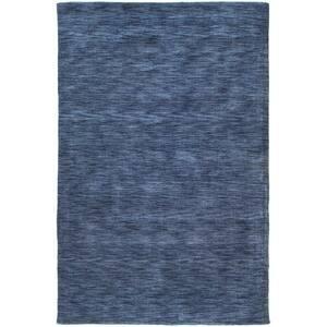 Renaissance Blue 8 ft. x 11 ft. Area Rug
