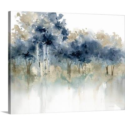 """Waters Edge I"" by Carol Robinson Canvas Wall Art"