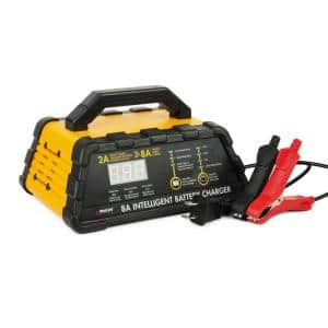 12-Volt 8 Amp Intelligent Battery Charger