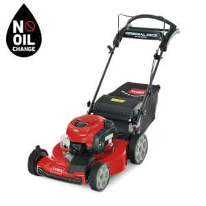 Recycler 22 in. All-Wheel Drive Personal Pace Variable Speed Gas Self Propelled Walk Behind Mower