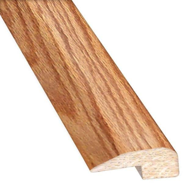 Heritage Mill Red Oak Natural 0 88 In Thick X 2 In Wide X 78 In Length Hardwood Carpet Reducer Baby T Molding Lm6883 The Home Depot