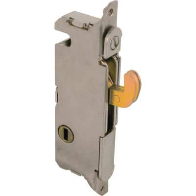 Mortise Lock, 3-11/16 in. Hole Centers, Vertical Keyway Position, Steel Construction