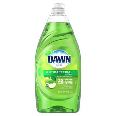 Ultra 28 oz. Antibacterial Apple Blossom Scent Dishwashing Liquid