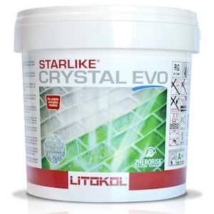 Starlike Crystal EVO 700 5.5 lb. Translucent Glass Grout