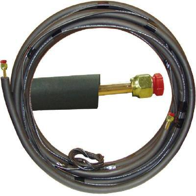 1/4 in. x 1/2 in. x 50 ft. Universal Piping Assembly for Ductless Mini-Split