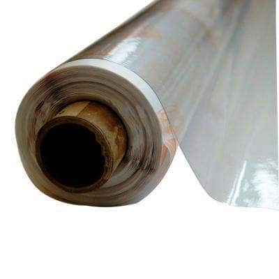4-1/2 ft. x 75 ft. Clear 8 mil Plastic Sheeting