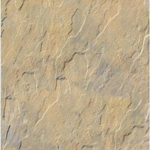 Yorkstone 24 in. x 24 in. Tan Variegated Concrete Paver (22-Pieces/88 sq. ft./Pallet)