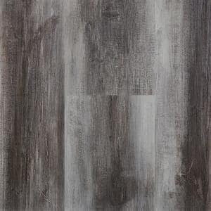 Tundra 7.20 in. Width x 60 in. Length Floating Vinyl Plank Flooring (18.01 sq. ft./case)