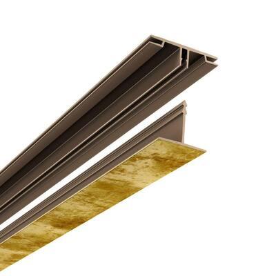 100 sq. ft. Ceiling Grid Kit Bermuda Bronze