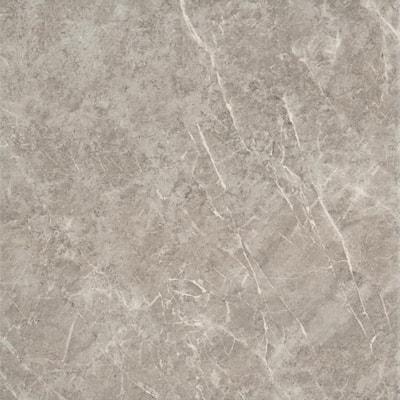 Havana Gray 12.28 in. x 12.28 in. Matte Stone Look Ceramic Floor & Wall Tile (20.96 sq. ft./Case)