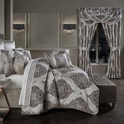 Devon Silver California King 4Pc. Comforter Set