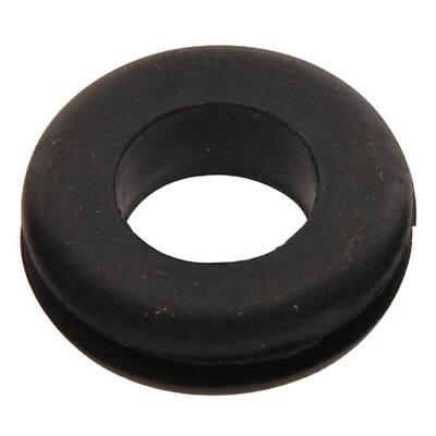5/8 in. Inner Diameter - 1-1/8 in. Outer Diameter Rubber Grommet