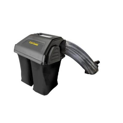 Original Equipment 42 in. and 46 in. FastAttach Double Bagger for XT1 and XT2 Series Riding Lawn Mowers (2015 and After)