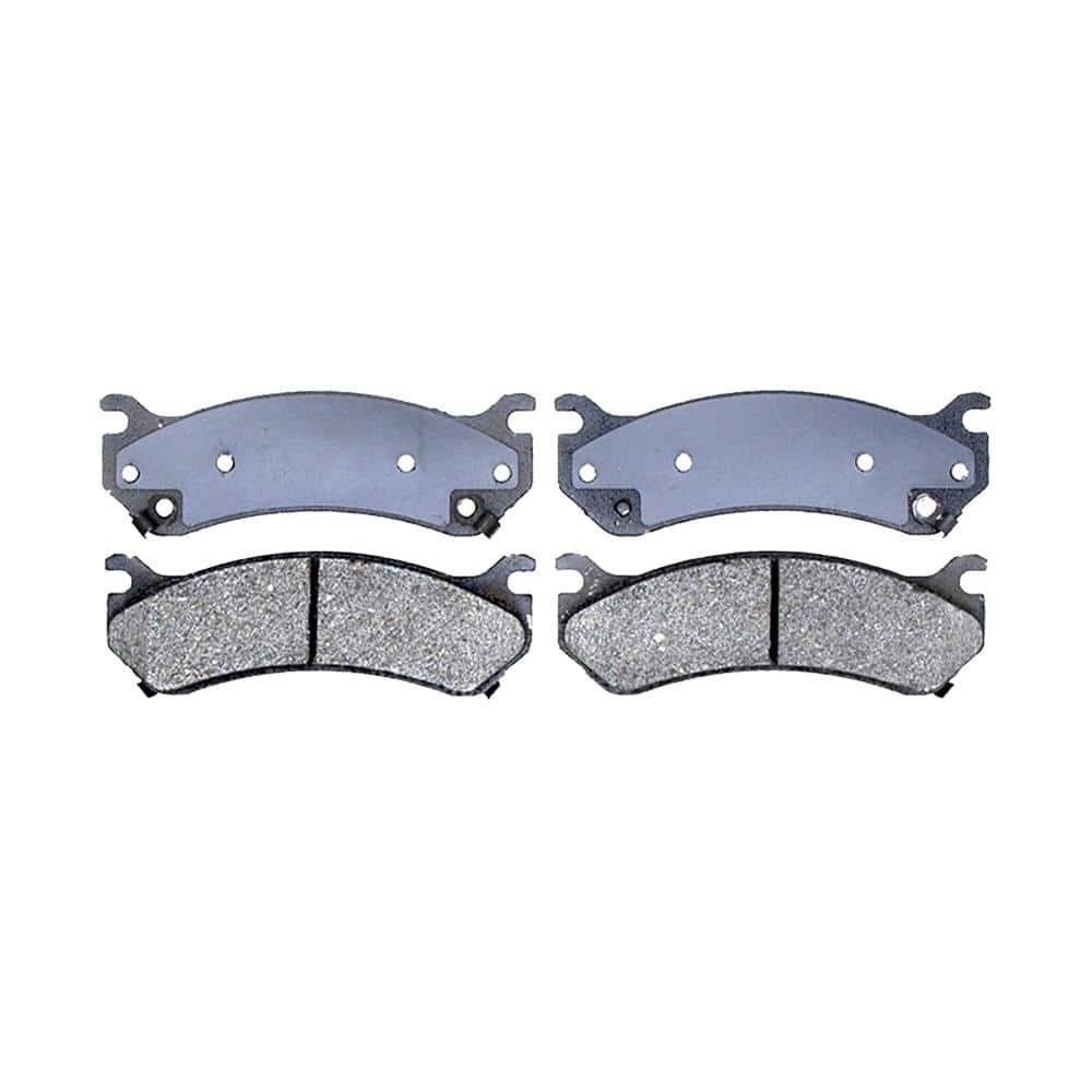 Brake Pads Automotive ACDelco 14D698C Advantage Ceramic Rear Disc ...