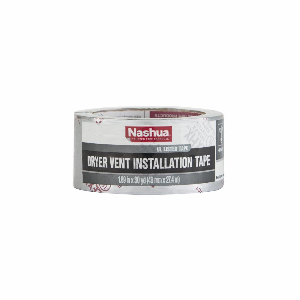 1.89 in. x 30 yd. Dryer Vent Installation Tape