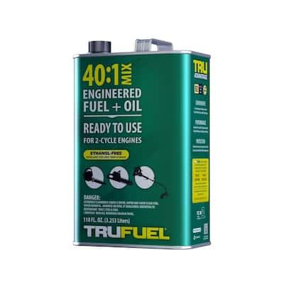 TruFuel 110 oz. 40:1 Pre Oil Mix Case
