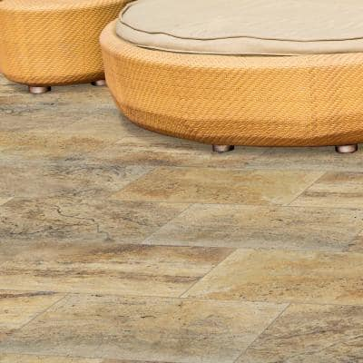 16 in. x 24 in. Square Tuscany Scabas Gold Tumbled Travertine Paver Tile (15-Pieces/40.05 sq. ft./Pallet)