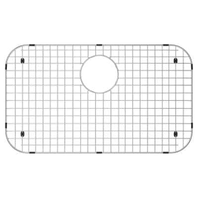 25 in. x 14 in. Sink Bottom Grid for Select Blanco Stellar Sinks in Stainless Steel