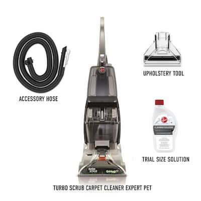 Professional Series Turbo Scrub Upright Carpet Cleaner Machine
