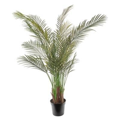 59 in. Artificial Areca Palm Tree