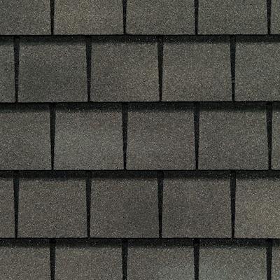Slateline Weathered Slate Designer Laminated Architectural Shingles (33.3 sq. ft. per Bundle) (16-pieces)