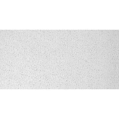 2 ft. x 4 ft. Radar White Square Edge Lay-In Ceiling Tile, carton of 3 (24 sq. ft.)