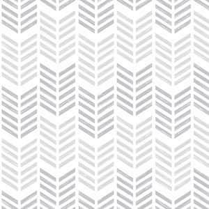 Oiti Silver Silver Wallpaper Sample