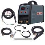 Amico 200 Amp High Frequency TIG Torch/Stick/ARC DC Inverter Welder 115/230-Volt Dual Voltage Welding