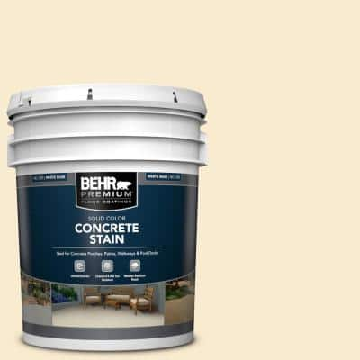 5 gal. #PFC-26 Classic Mustang Solid Color Flat Interior/Exterior Concrete Stain
