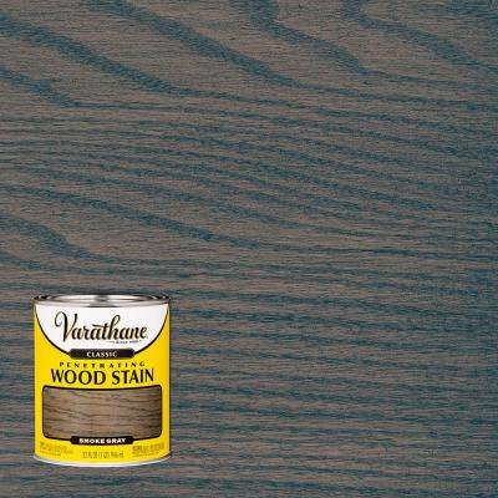 1 qt. Smoke Gray Classic Interior Wood Stain