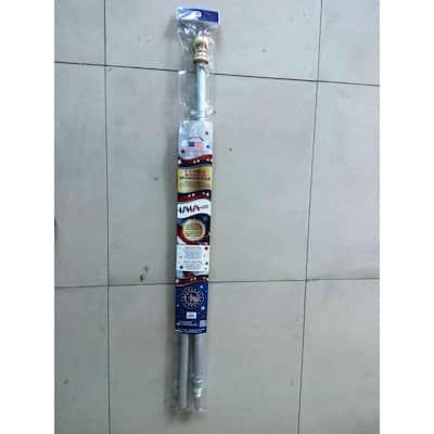 5 ft. Spinning Aluminum Flag Pole