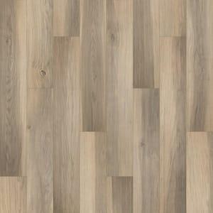 Defense+ 7.48 in. W Harvest Sand Oak Antimicrobial Waterproof Laminate Wood Flooring (1079.65 sq. ft./pallet)