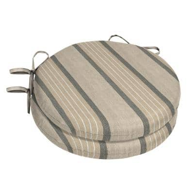 Round Outdoor Cushions Patio, Round Lounge Chair Cushions