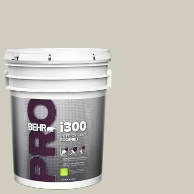 5 gal. #N320-2 Toasty Gray Eggshell Interior Paint