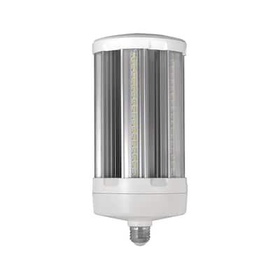 500-Watt Equivalent Corn Cob High Lumen Daylight (5000K) HID Utility LED Light Bulb