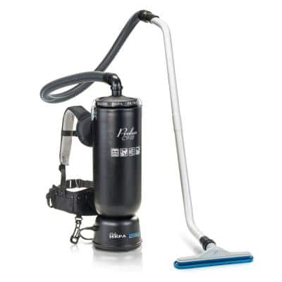 10 Qt. Commercial Backpack Vacuum Cleaner with 2-Year Warranty