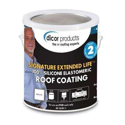 Signature Extended Life RV Roof Coating - 1 Gal., Tan