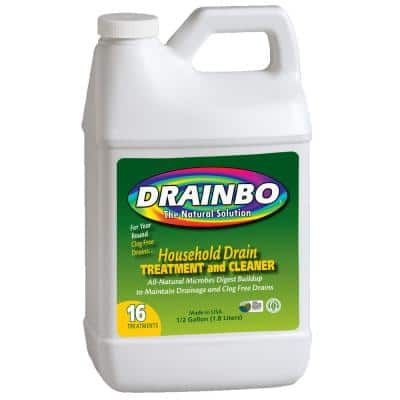 1/2 Gal. Drain Treatment and Cleaner