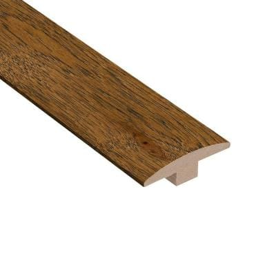 Forest Trail Hickory 3/8 in. Thick x 2 in. Wide x 78 in. Length T-Molding