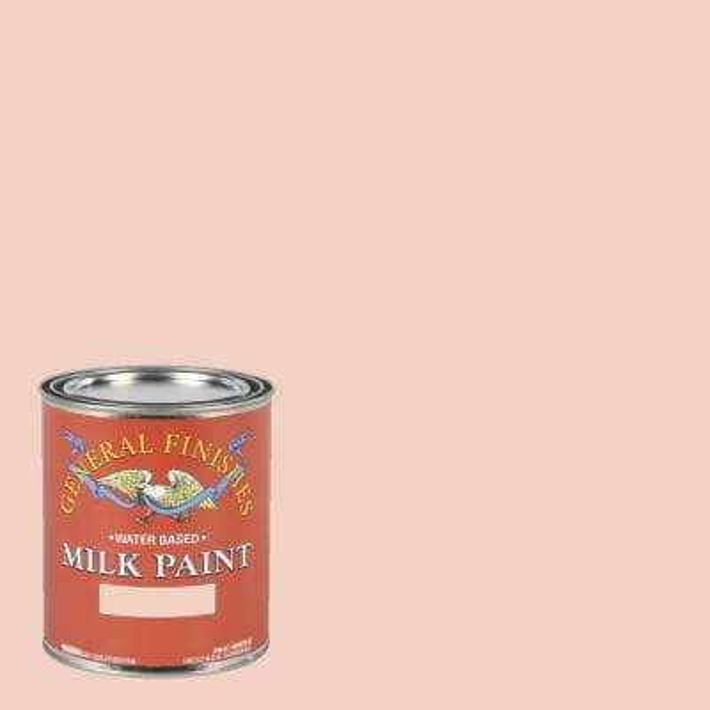 1 qt. Ballet Pink Interior/Exterior Milk Paint