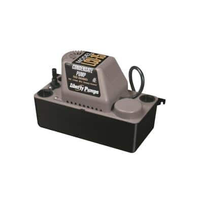 LCU 115-Volt Condensate Removal Pump with Safety Switch