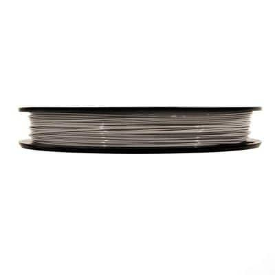 2 lbs. Large Cool Gray PLA Filament