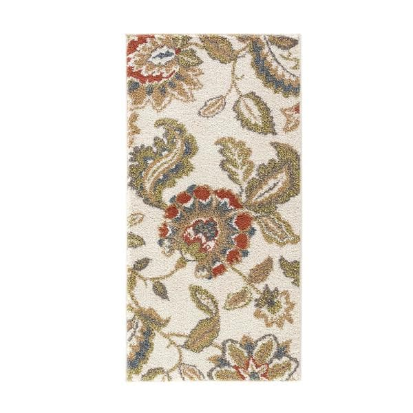 Home Decorators Collection Lucy Cream 2 Ft X 4 Ft Indoor Area Rug 553784 The Home Depot