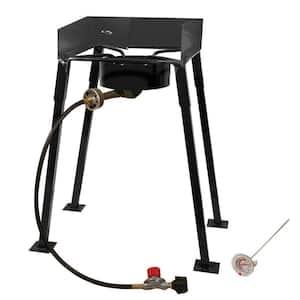 54,000 BTU Heavy Duty Portable Propane Gas Outdoor Cooker